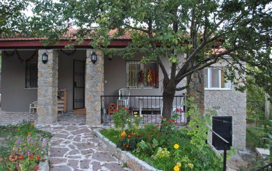 ÇAMELİ / ELMALI VILLAGE HOUSES