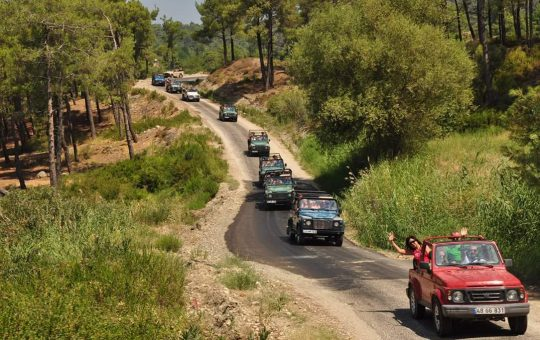 JEEP SAFARİ (CAMELI)
